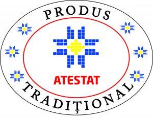 Logo produs tradițional